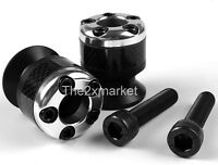 Carbon fiber Swingarm Sliders Spools For YAMAHA YZF R6/R1 MT-03 Silver 6mm