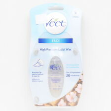 HIGH PRECISION FACIAL WAX SET BY VEET 25 APPLICATIONS WITHOUT FRAGRANCE
