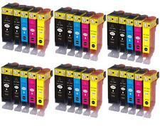 30 x Druckerpatronen für Canon Pixma MG5250 MG5350 MG6100 MG6120 MG6120 Wireless