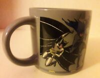 Batman Through the Years Coffee Mug  2015 The Unemployed Philosophers Guild