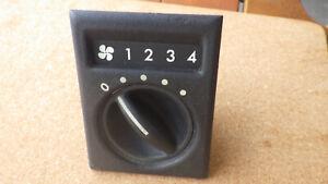 Schalter Heizungsgebläse, Opel Senator A / Monza A, Teile Nr. 90056720