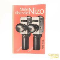 Mehr über die Nizo - Dieter Müller - German Nizo S56 / S80 Super 8 Book #S8-2321