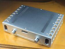 BZ3608B Full Aluminum Enclosure Both sides heatsink /power amplifier box/chassis