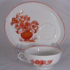 GDA - Beau déjeuner en porcelaine de Limoges, modèle Samarcande. Début XXe s.