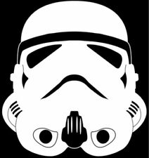 Star Wars Storm Trooper Vinyl Decal Sticker Car Truck Window**buy 2, get 1 free