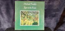 Michael Franks Tiger in The Rain Original 1979 Vinyl LP VG+/VG