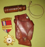 Vintage Bundle of 3 Hunting Items