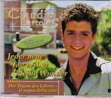 (BA675) Claudio de Bartolo, Jeder neue Tag bringt - CD