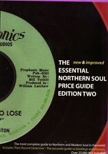 Essential Northern Soul Price Guide by Tim Brown (Paperback / softback)