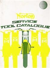 Norton Commando factory illustrated Tool List PHOTOCOPY