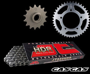 Gas Gas 400 SM FSE 03-04 Heavy Duty HDR Chain & Sprocket Set Kit