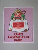 VINTAGE BEER 1976 OLD MILWAUKEE TASTES AS GREAT AS ITS NAME PATCH UNUSED NICE!