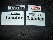 MIGHTY TONKA LOADER