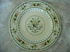 Vintage ROYAL DOULTON Provencal TC1034 Dinner Plate- Made in England -MORE AVAIL