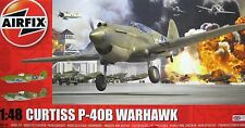 1/48 Curtiss P-40B Warhawk Model Kit by Airfix A05130