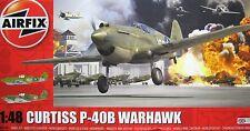 1/48 Curtiss P-40B Warhawk Model Kit by Airfix A05130