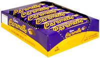 Cadbury Caramello Milk Chocolate & Creamy Caramel Bars Candy