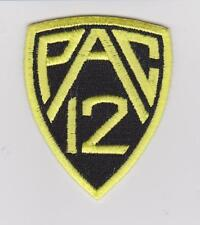 OREGON DUCKS PAC 12  FOOTBALL JERSEY PATCH NCAA COLLEGE FOOTBALL YELLOW JERSEY