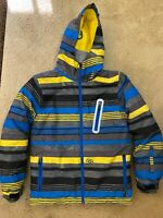 686 Six Eight Six Authentic Infidry 8K Snowboarding Jacket Youth Kids Size L NEW