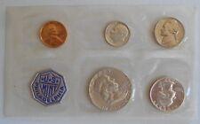 1957 United States Philadelphia Mint Proof Set in Original Envelope