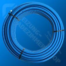 25m Aluminium Mehrschicht Verbundrohr 20x2mm isoliert Rohr mit 6mm Isolierung