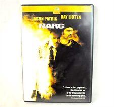 Ray Liotta Jason Patric Narc DVD Movie Original Release