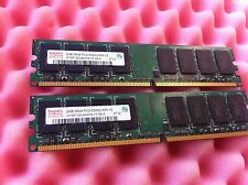 4GB (2x2GB) DDR2 667MHz PC2 5300 CL5 Non ECC Memory RAM 240-pin for Desktop PC