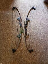 2 Vintage Bear Compound Bows
