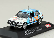 VW Golf GTI Rally Monte Carlo 1987 #7 1:43 Atlas Modellauto 18