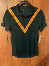 Nike Men Roger Federer Rf Court Advantage Tennis Polo Xs Spruce 939080-303