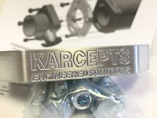 Karcepts K20A/A2/A3/Z1 Throttle Body to RBC/RRB/04-05RBB WITH VACUUM/BOOST PORTS