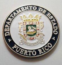 DEPARTAMENTO ESTADO Homenaje EMPLEADO PUBLICO Puerto Rico 2015 State Department