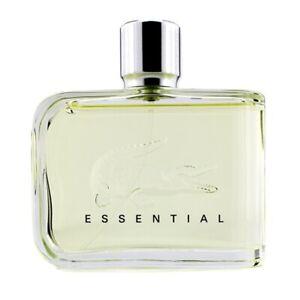 NEW Lacoste Lacoste Essential EDT Spray 125ml Perfume
