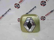 Renault Clio MK2 2001-2006 Rear Tailgate Boot Diamond Lock Mechanism Green
