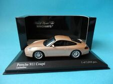 PORSCHE 911 996 COUPE - 2001 - 1/43 NEW MINICHAMPS 400061025
