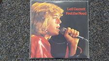 Leif Garrett - Feel the need UK 7'' Single DIFFERENT COVER