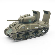 DRAGON WWII US Sherman M4 tank w/ Deep wading kit LIMITED EDITION 1/72 FINISHED