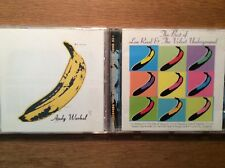 The Velvet Underground / Lou Reed [2 CD Alben] Best of + Andy Warhol