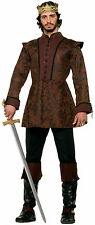 Medieval King's Coat - Renaissance King - Game Of Thrones