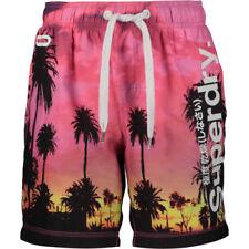Superdry Floral Regular Size Shorts for Men