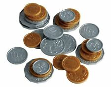 Realistic Australian Play Money Coins Toy Teacher Resource 106 Pieces Post