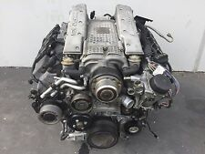 MERCEDES R230 W211 E55 SL55 AMG Engine Motor Supercharged Kompressor  53K! Oem