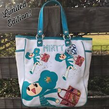 COACH Bag/Purse  POPPY Tote Chan MINTY 14642 24 Of 25 Limited Edition Numbered