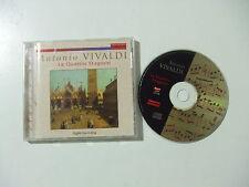 Antonio Vivaldi – Le Quattro Stagioni - CD Audio Stampa ITALIA 1997 Classica