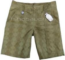 Oakley GRIP Shorts Hazel Size 4 US 8 AU Womens Golf Chino Casual Dress Walkshort