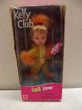 2000 Mattel Barbie Kelly Club Lion Liana New In Box