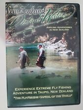 New Zealand Distant Waters Angling Adventures Dvd Fly Fishing Taupo