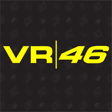 Vr 46-valentino rossi autocollant, Moto GP sticker