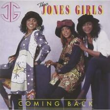 THE JONES GIRLS Coming Back NEW & SEALED SOUL CD (EXPANSION) 70s 80s 90s