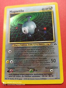 Pokemon Magnetilo Holo Neo Entdeckung 7/75 NM TCG DE Vintage PSA RDY PP&FAST #2